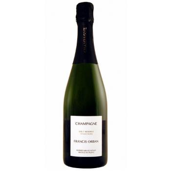 Champagne Brut Réserve Vieilles Vignes - Francis Orban