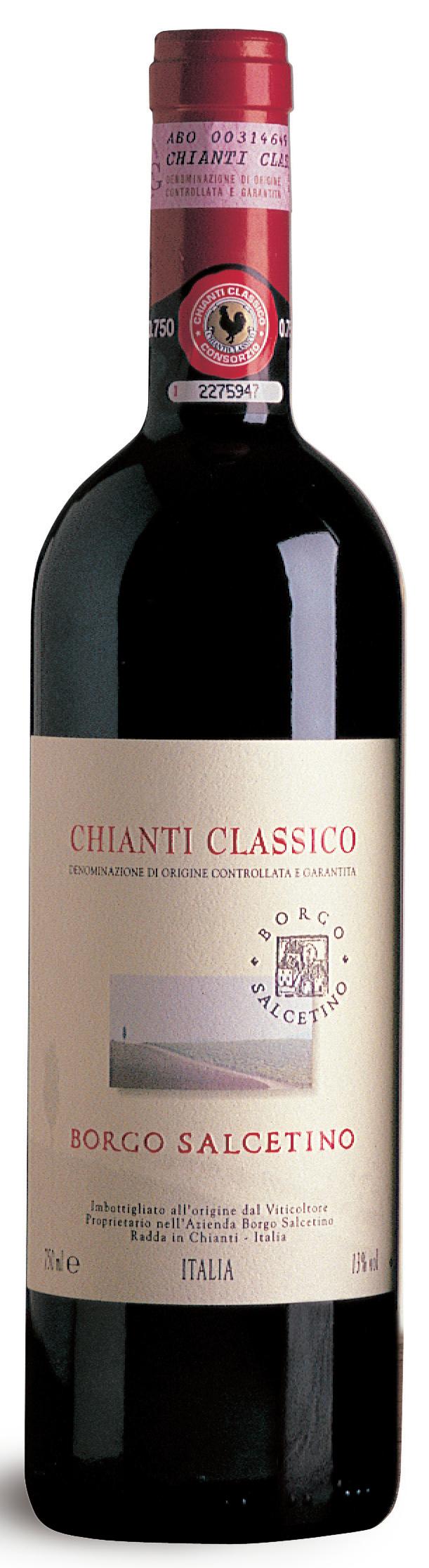 Chianti Classico (2013) Borgo Salcetino