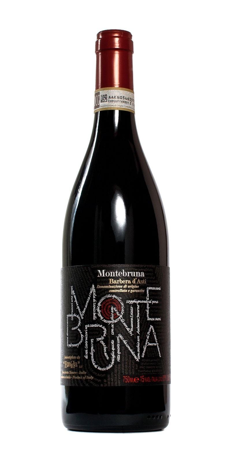 Barbera d'Asti Montebruna (2013) Braida