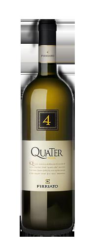 Quater Bianco (2013) Firriato