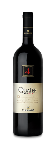 Quater Rosso (2011) Firriato