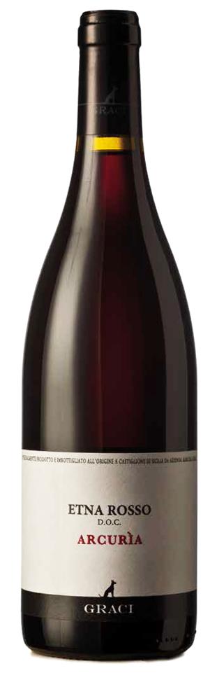 Etna Rosso DOC Arcurìa (2012) Graci