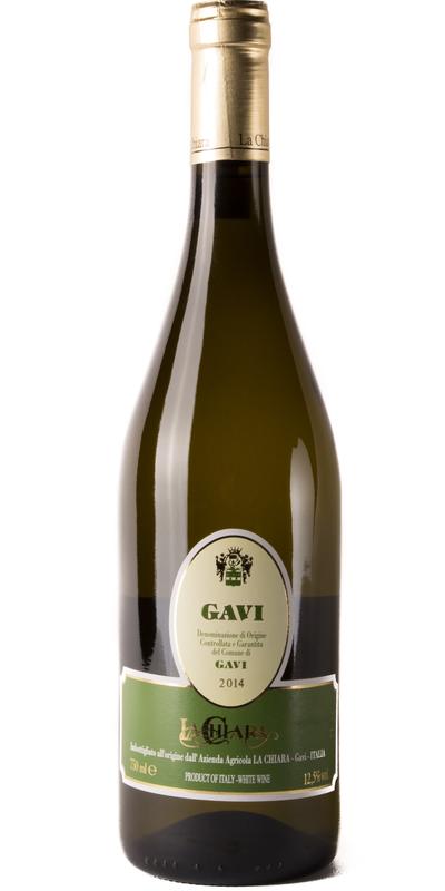 Gavi del comune di Gavi DOCG (2015) La Chiara