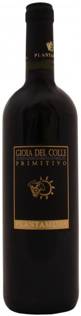 Gioia del Colle DOC Etichetta Nera (2013) Plantamura