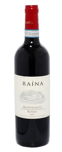 Rosso di Montefalco DOC (2011) Raina