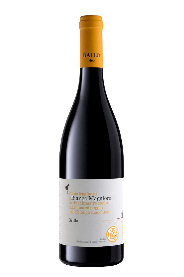Bianco Maggiore D.O.P. Sicilia (2013) Rallo