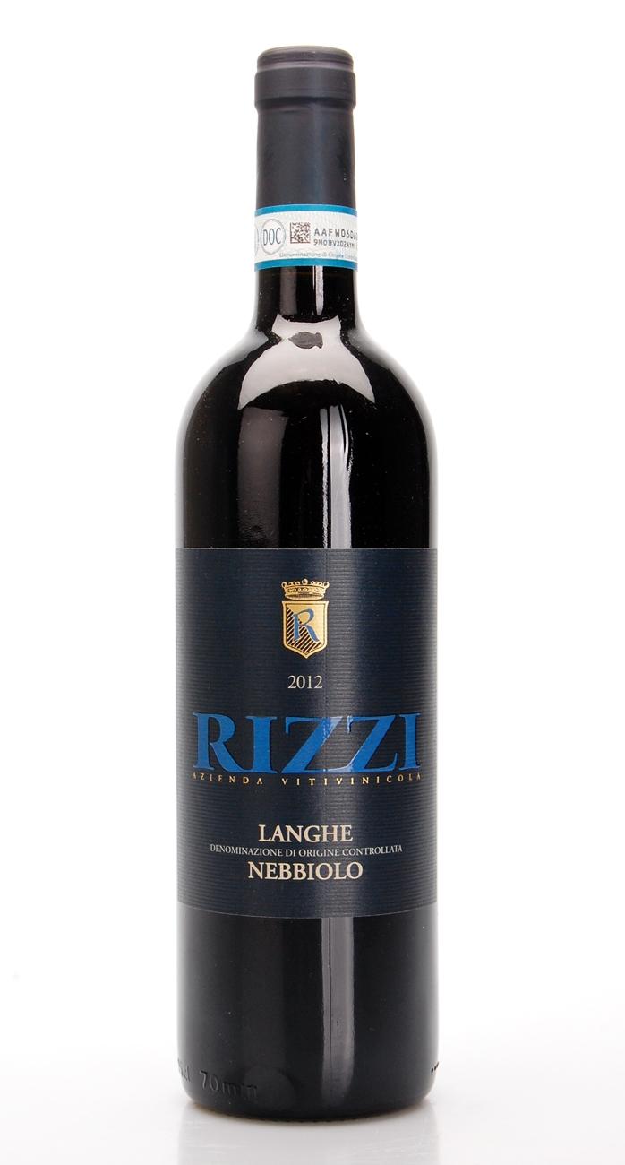 Langhe Nebbiolo DOC (2013) Rizzi