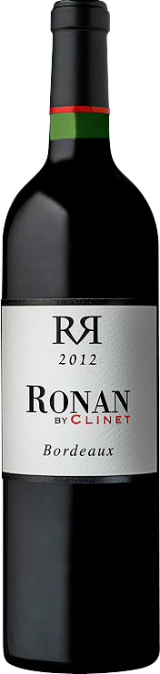 Ronan by Clinet Bordeaux Rouge (2012) Ronan by Clinet