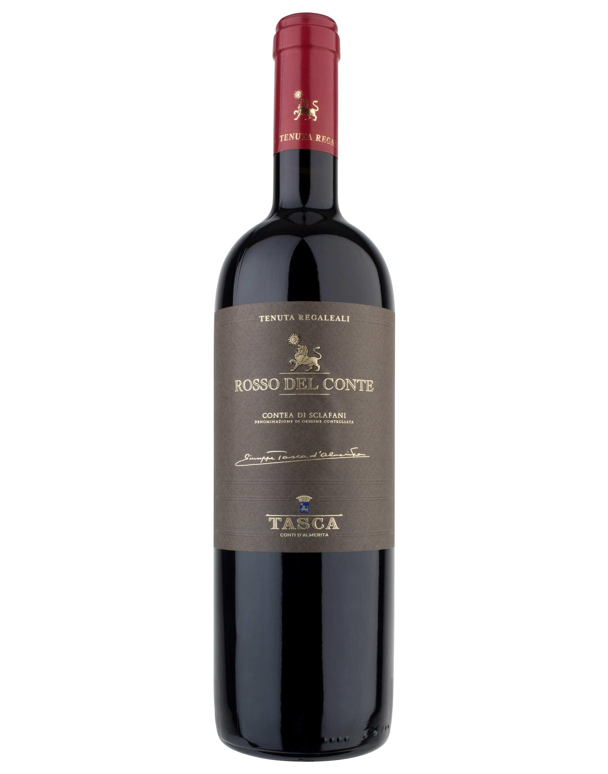 Rosso del Conte (2011) Tasca d'Almerita