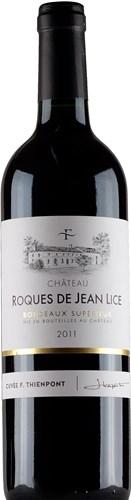 Château Roques de Jean Lice - Bordeaux Rouge Supérieur (2012) Terra Burdigala